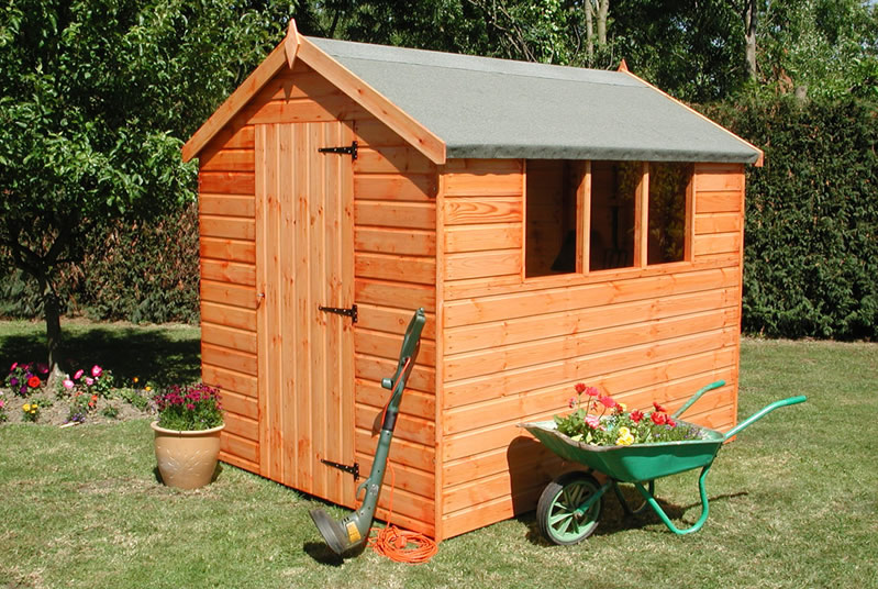 Countrywide wooden sheds and timber outbuildings made in Outbuildings and sheds