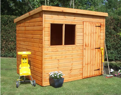 Countrywide wooden sheds and timber outbuildings made in for Building a prefab shed