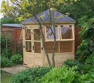 medium summerhouse