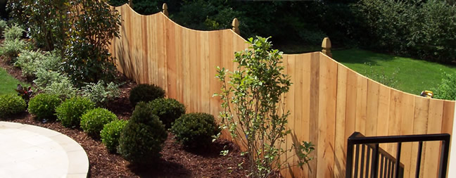 timber fencing bedfordshire