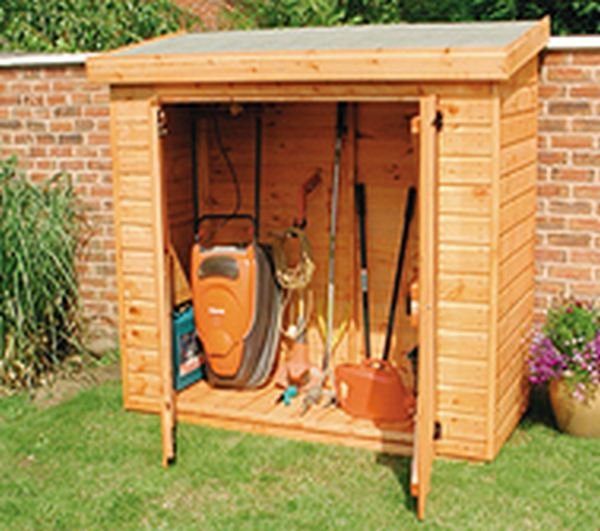 small wooden sheds uk