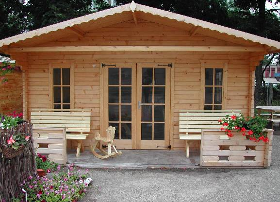 Locations In Bedfordshire That We Install Workshops, Home Offices And Log  Cabins To: