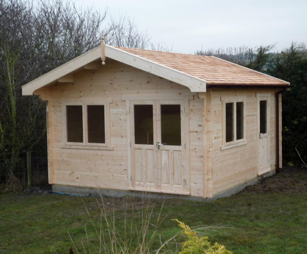 Countrywide Offer Workshops Home Offices And Log Cabins