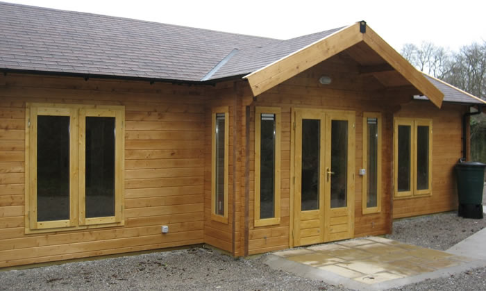 home office cabins. Locations In Bedfordshire That We Install Workshops, Home Offices And Log Cabins To: Office I